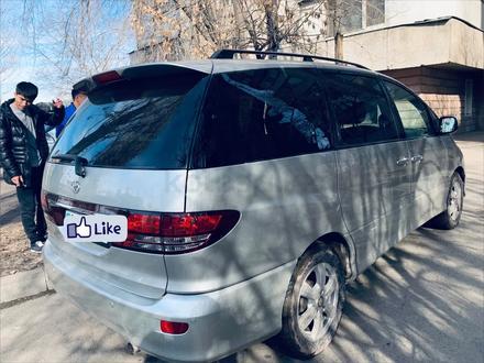 Toyota Previa 2006 года за 6 400 000 тг. в Алматы – фото 3