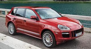 Porsche Cayenne запчасти в Алматы