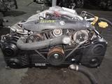 Двигатель SUBARU EL15 за 290 000 тг. в Кемерово – фото 2