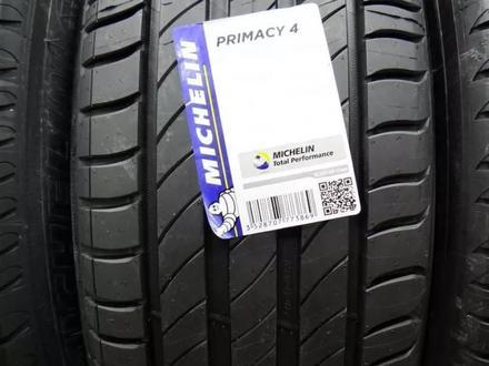 Шины Michelin 215/55/r17 Primacy 4 за 59 000 тг. в Алматы