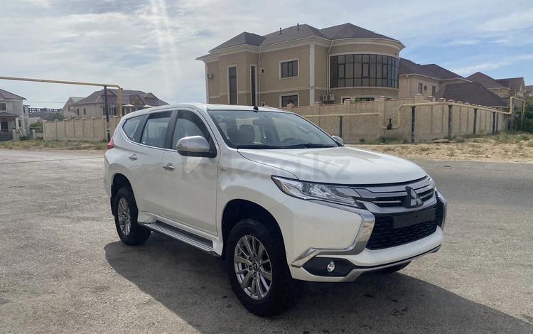 Mitsubishi Pajero Sport 2019 года за 14 800 000 тг. в Акжаик
