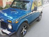 ВАЗ (Lada) 2121 Нива 2001 года за 850 000 тг. в Жезказган – фото 2