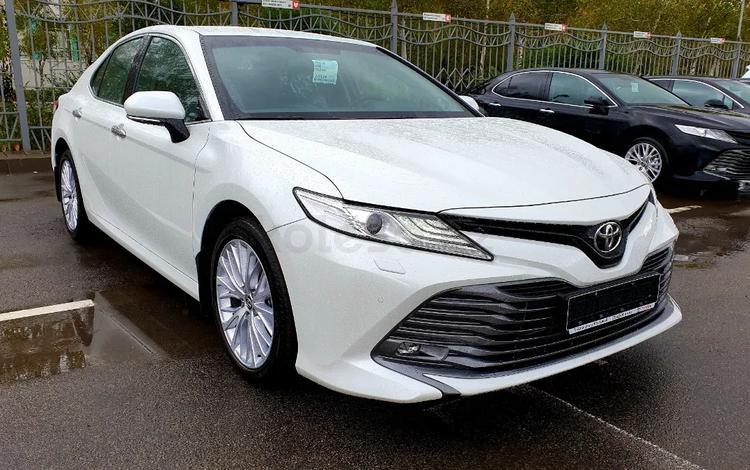 Toyota Camry 2020 года за 15 800 000 тг. в Петропавловск