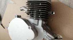 Мотовелосипед. Велосипед. Веломопед. Веломотор. F80. 2020 года за 60 000 тг. в Алматы – фото 5