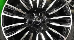 Комплект колёсных дисков RANGE ROVER за 260 000 тг. в Нур-Султан (Астана) – фото 3
