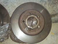 Тормозный диск на мерс С передный за 8 000 тг. в Кокшетау