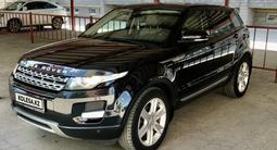 Land Rover Range Rover Evoque 2012 года за 9 500 000 тг. в Актобе