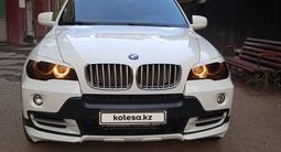 BMW X5 2007 года за 6 800 000 тг. в Алматы – фото 3