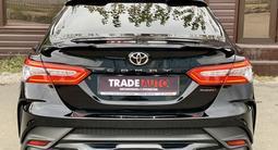 Toyota Camry 2019 года за 15 500 000 тг. в Караганда – фото 5