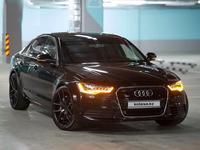 Audi A6 2012 года за 8 800 000 тг. в Алматы