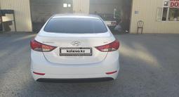 Hyundai Elantra 2015 года за 6 850 000 тг. в Туркестан – фото 4
