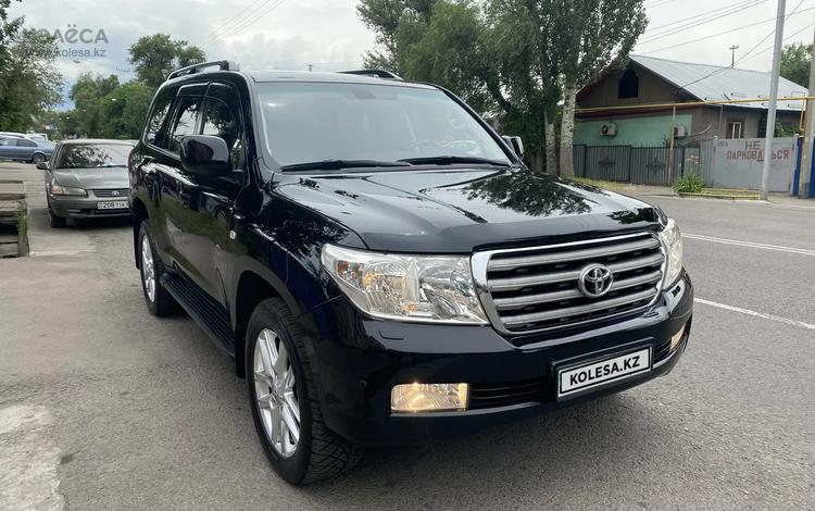 Toyota Land Cruiser 2008 года за 13 300 000 тг. в Алматы