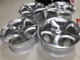 * Комплект новых дисков на мерседес 17-5-112* за 170 000 тг. в Караганда – фото 3