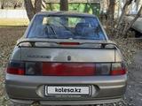 ВАЗ (Lada) 2110 (седан) 2002 года за 680 000 тг. в Петропавловск – фото 5