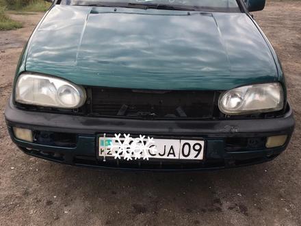 Volkswagen Golf 1994 года за 750 000 тг. в Караганда