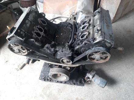 Двигатель Ауди С4 2.8 за 80 000 тг. в Алматы – фото 2