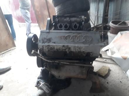 Двигатель Ауди С4 2.8 за 80 000 тг. в Алматы – фото 3