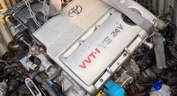 Двигатель Lexus ES300 1Mz 3.0 Объём за 450 000 тг. в Алматы – фото 2