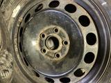 Железные диски р16 4 шт за 20 000 тг. в Шымкент – фото 2