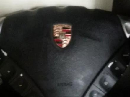 Airbag Айрбаг в руль Porsche Cayenne за 130 000 тг. в Алматы