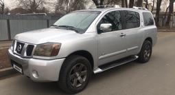 Nissan Armada 2005 года за 4 450 000 тг. в Алматы – фото 4