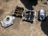 Головка блока масленый насос коленвал поршень шатун поддон 3.2 за 100 тг. в Алматы – фото 5