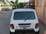 ВАЗ (Lada) 2121 Нива 2017 года за 3 700 000 тг. в Жетысай – фото 2