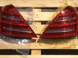 Задние фонари Mercedes-Benz W221 рестайлинг S класс за 150 000 тг. в Алматы – фото 2