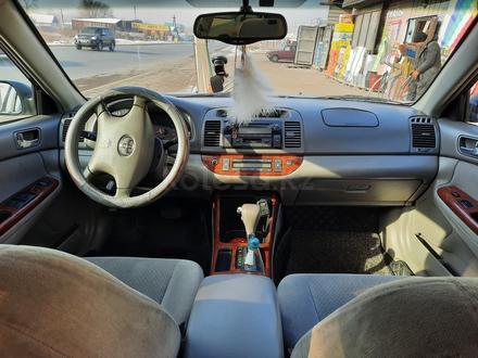 Toyota Camry 2002 года за 4 300 000 тг. в Алматы – фото 5