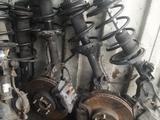 Цапфа ступица передняя Subaru Impreza за 10 000 тг. в Алматы