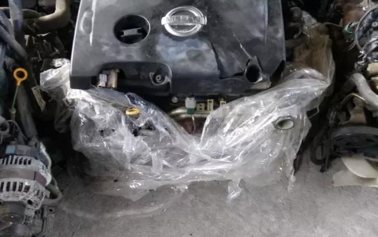 Двигатель и АКПП на Nissan/Infiniti с Японии в Алматы