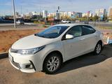 Toyota Corolla 2018 года за 7 690 000 тг. в Нур-Султан (Астана)