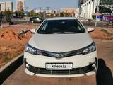 Toyota Corolla 2018 года за 7 690 000 тг. в Нур-Султан (Астана) – фото 4