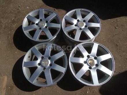 """Оригинальные легкосплавные диски """"DMS"""" на BMW 3 (Германия R16 5*1 за 130 000 тг. в Нур-Султан (Астана)"""