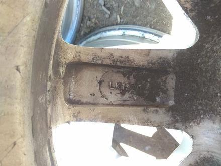 """Оригинальные легкосплавные диски """"DMS"""" на BMW 3 (Германия R16 5*1 за 130 000 тг. в Нур-Султан (Астана) – фото 10"""