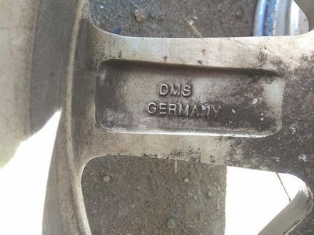 """Оригинальные легкосплавные диски """"DMS"""" на BMW 3 (Германия R16 5*1 за 130 000 тг. в Нур-Султан (Астана) – фото 7"""