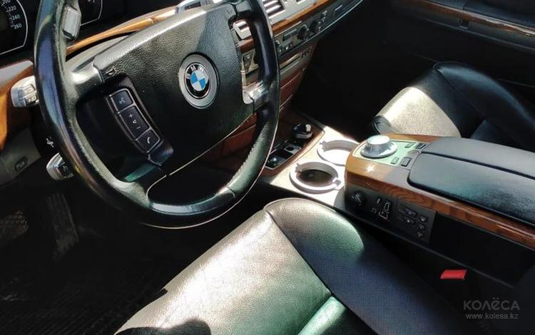 BMW 750 2005 года за 3 900 000 тг. в Нур-Султан (Астана)