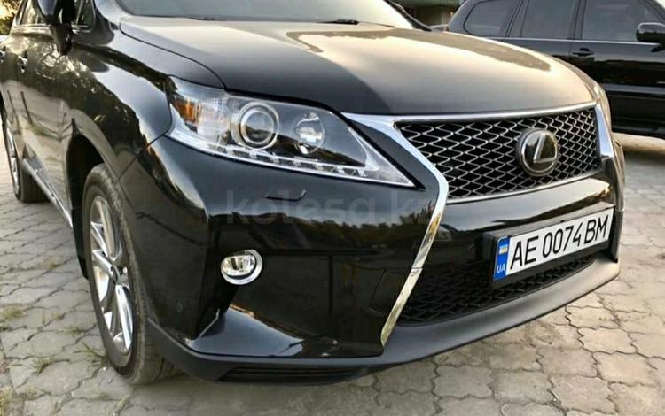 Рестайлинг комплект переделки Lexus RX-350 2009-20012 под 2012-2015 за 300 000 тг. в Алматы