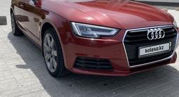 Audi A4 2017 года за 11 700 000 тг. в Актобе