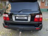 Lexus LX 470 2005 года за 9 300 000 тг. в Актобе – фото 3