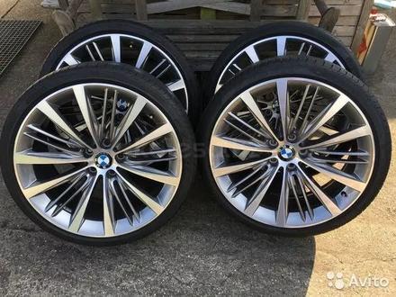 Диски BMW 5, 7, x3, x5 Новые r20 5x112 за 330 000 тг. в Алматы – фото 5