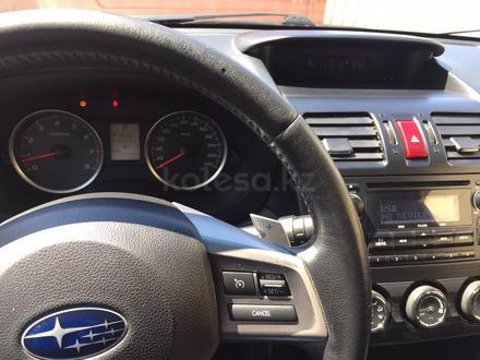 Subaru XV 2013 года за 6 800 000 тг. в Усть-Каменогорск – фото 6
