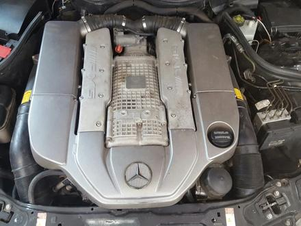 Двигатель м113 Мерседес ml55amg за 1 720 000 тг. в Алматы