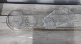 Mercedes w210 стекла фар Мерседес 210 стекло фары за 1 200 тг. в Алматы