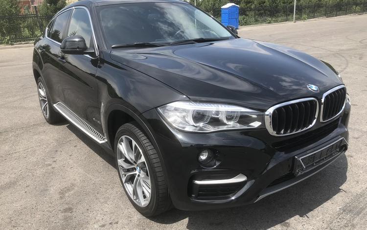 BMW X6 2016 года за 24 000 000 тг. в Алматы