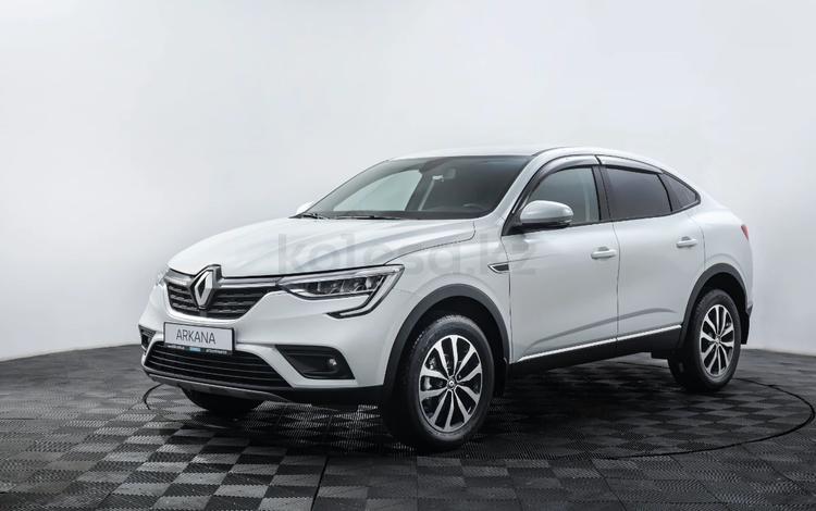 Renault Arkana Style 2021 года за 9 181 000 тг. в Павлодар