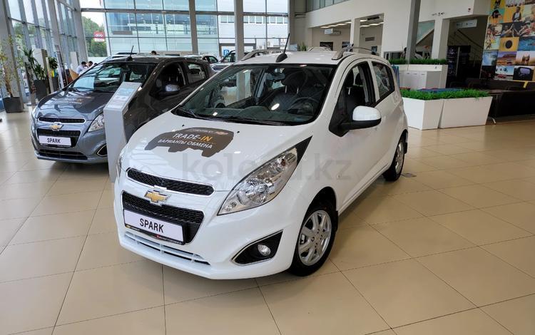 Chevrolet Spark 2021 года за 4 700 000 тг. в Алматы