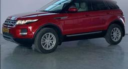 Land Rover Range Rover Evoque 2015 года за 11 620 000 тг. в Уральск – фото 3