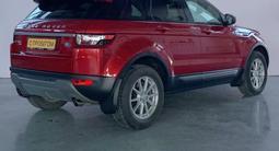 Land Rover Range Rover Evoque 2015 года за 11 620 000 тг. в Уральск – фото 5