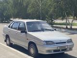 ВАЗ (Lada) 2115 (седан) 2007 года за 990 000 тг. в Костанай – фото 3